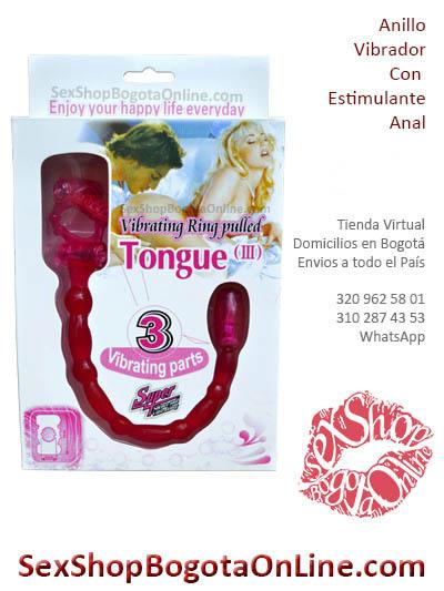 anillo vibrador estimulante anal mujer doble placer domicilios colombia cali cucuta medellin pasto santander bogota