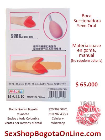 boca succionadora sexo oral manual sin bateria goma venta online sex shop bogota medellin armenia caldas tunja cesar cali pasto colombia