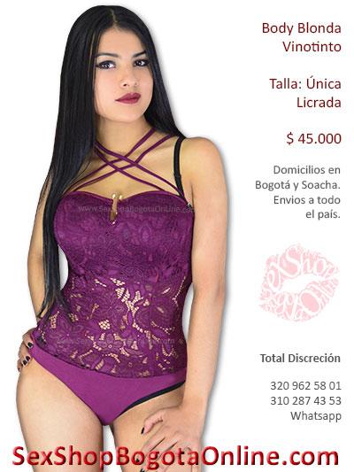 body blonda sensual lenceria chica sexy prendas eroticas juegos fantasias bogota medellin sincelejo caldas colombia