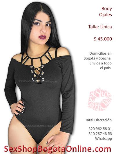 sex shop body chica sexy ojales negro escotado tanga sensual femenino sex shop bogota online venta domicilios villavicencio calarca duitama bolivar meta santander colombia