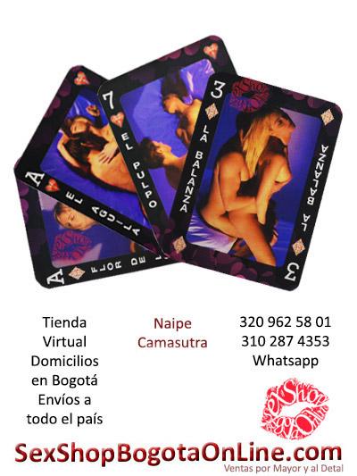 naipe kamasutra posiciones eroticas sexuales economico venta online envios bogota manizales armenia sincelejo medellin cali tnja colombia