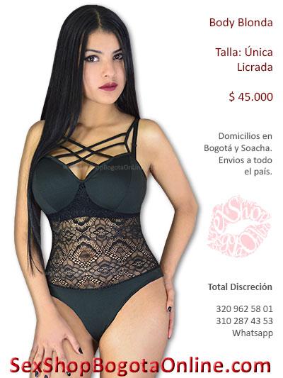 body erotico sexy economico sensual sex shop bogota huila valle narino boyaca pasto tunja leticia colombia