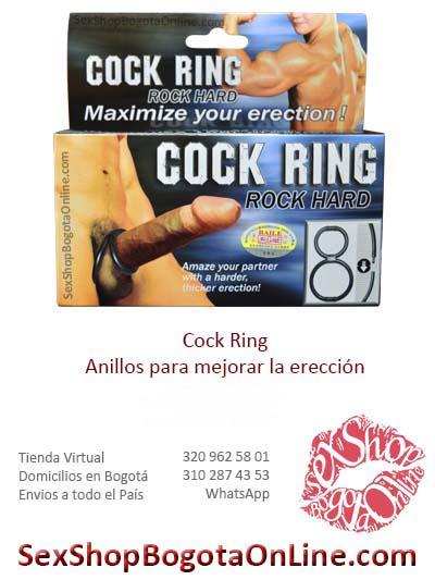 cock ring anillo mejorar ereccion erotico hombre envios soacha chapinero venecia salitre usme bogota suba
