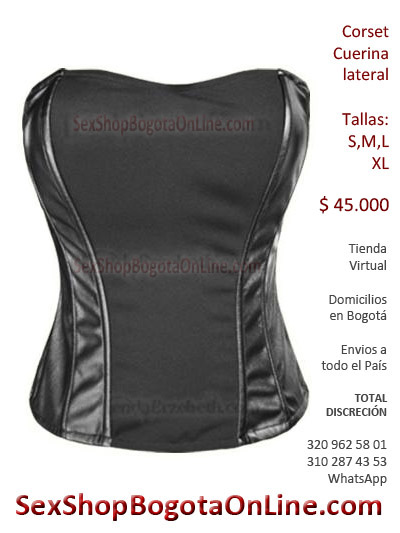 corset bogota metal sexy barato femenino dark metaleros eroticas prendas interiores lenceria pasto popayan barranquilla cartagena santa marta