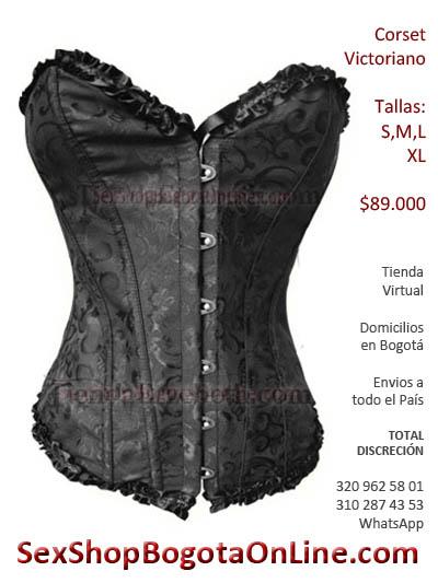 corset bogota metal sexy barato femenino vibrador punk dark metaleros cali medellin envios sex shop