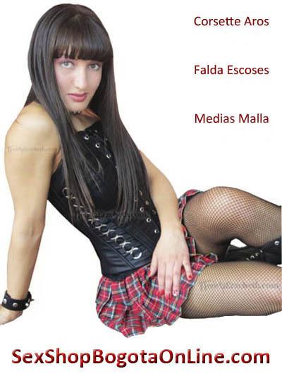 corset cuerina envios falda prenses roja colegiala femenina medias malla imitacon cuerina cuero bogota cali medellin pereira caldas pasto armenia