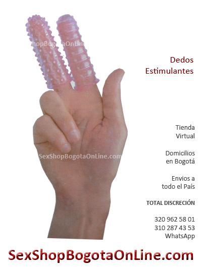 dedos estimulantes juguete sexual sex shop sexshop juegos estimulacion femenina erotico finger envios a todo el pais colombia ventas por mayor