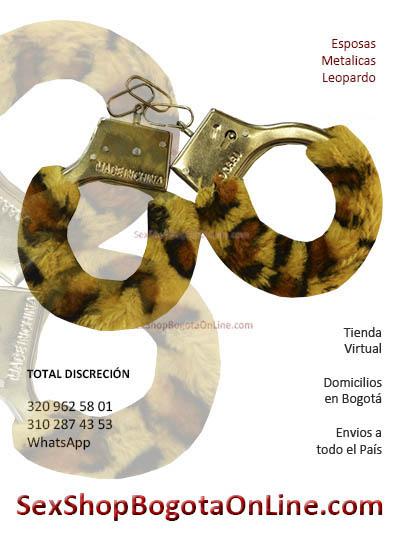 esposas metalicas leopard diseno cadenas envios medellin cali pereira popayan villavicencio santander