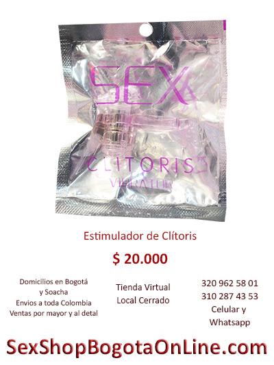 estimulador clitoris rosado productos femeninos masculinos sex shop domicilios bogota soacha unicentro unilago castilla chapinero colombia