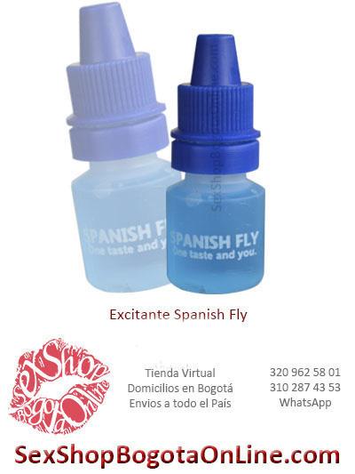 excitante spanish fly rojo azul sex shop medellin bogota cali colombia domicilios soacha santander