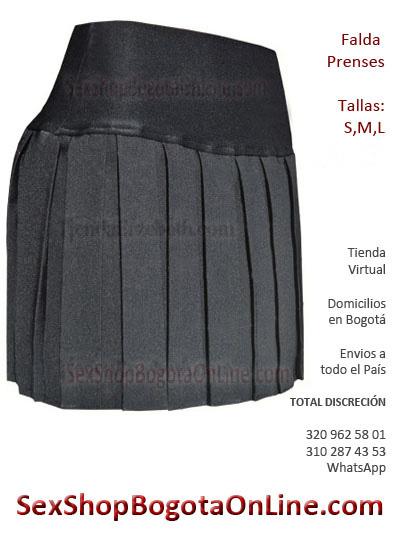 falda prenses negra colegiala sexy sex shop tela minifalda muer femenina envios armenia cartagena envigado pasto tumaco cali medellin cartago