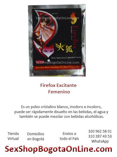 firefox para dama exitante bogota viagra estimulante deseo rendimiento erotico lujuria sex shop internet colombia ventas por mayor