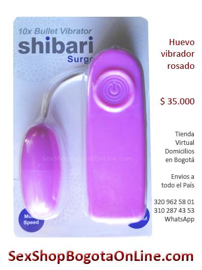 huevo vibrador sex shop mujer erotico ventas online erzebeth barato envios domicilios colombia bogota