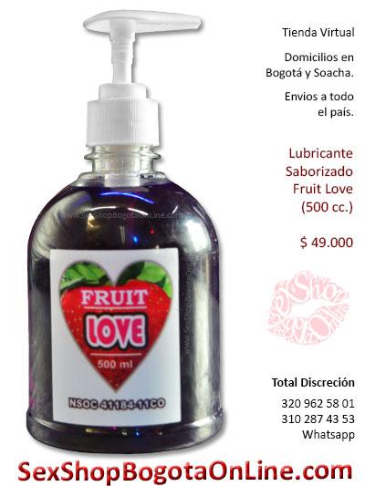 lubricante sabor comestible grande venta online domicilios bogota huila valle duitama bucaramanga quindio cali pasto cucuta colombia