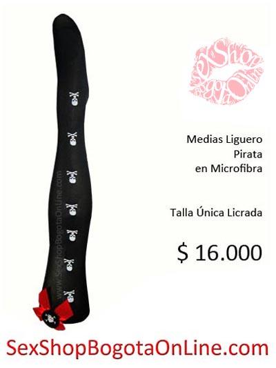 media calaberas pirata bogota mono rojo liguero negro ajustadas talla unica domicilios halloween soacha envigado barranquilla tunja