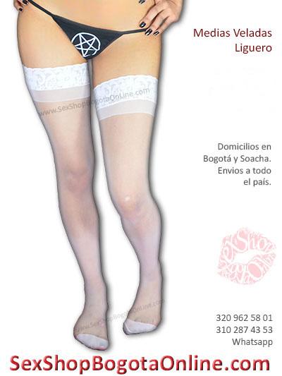 medias liguero blancas sexys disfraces veladas economicas venta online sex shop domicilios envios bogota caldas quinido funza cucuta villavicencio colombia