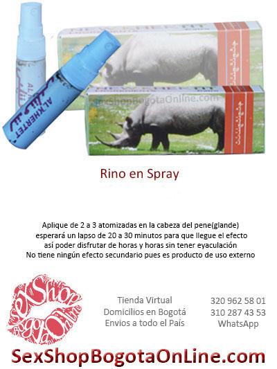 retardantes rino spray masculino sex shop online domicilios bogota cali colombia medellin cucuta santander
