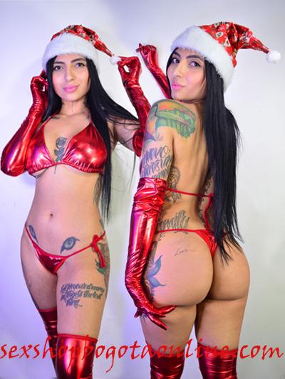 sexy bikini lame sintetico rojo pvc brillante guantes medias bucaneras de amarrar ajustable strech licrado para playa lenceria envios nacionales domicilios bogota soacha