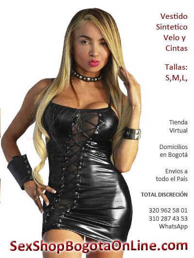 vestido botas charol mujer sexy cuerina sex shop bogota envios medellin brillante cali pereira medellin textura velo encaje cartagena barranquilla
