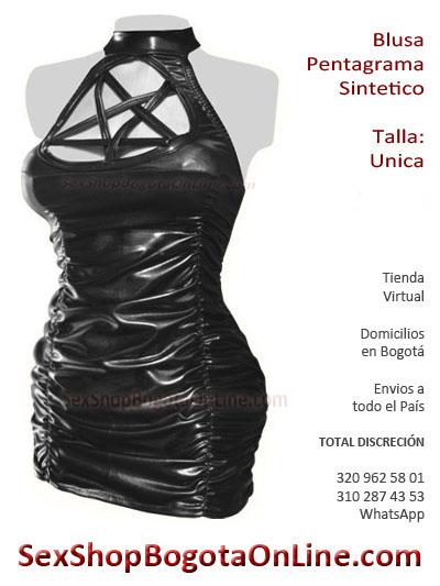 vestido gotico dama sexy punk emo erotico sex shop femenino dominacion envios bogota medellin cali armenia buca huila boyaca