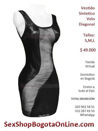 vestido malla cuerina imitacion damas sex shop envios fetiches transparencia rioacha pasto cucuta mocoa sinselejo mitu sintetico pvc