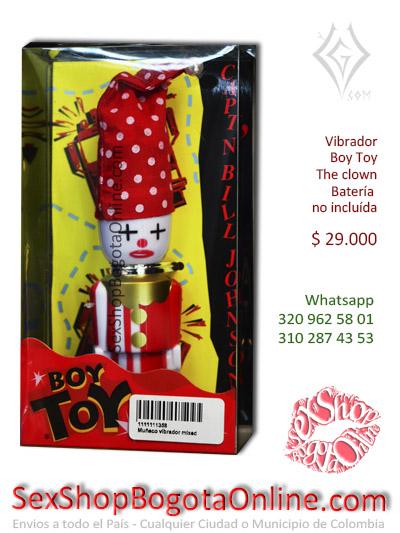 vibrador boy toy juguete erotico femenino placer juegos venta online sex shop bogota cali armenia colombia