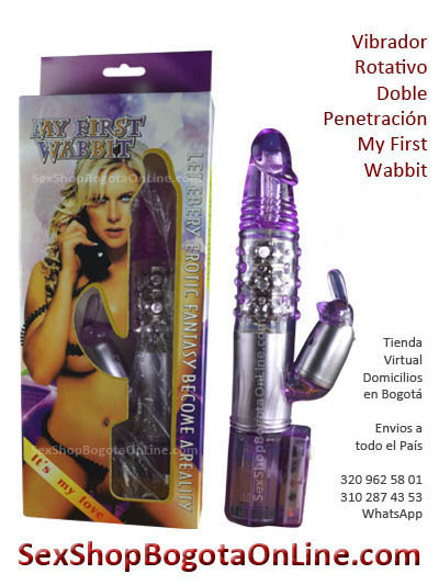 vibrador rotativo sex shop bogota doble penetracion placer sensual sexo juguete dama consolador ventas online sex shop envios medellin cali manizales